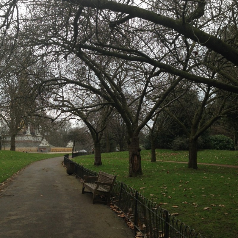 Hyde Park | Cool things to do in London via www.dtravelsround.com