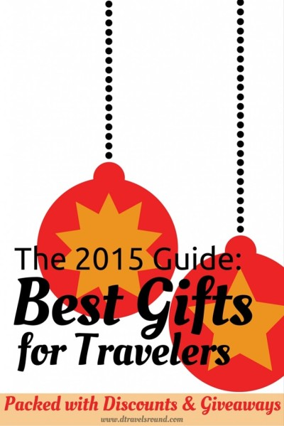 The Gift Guide for Travelers featuring only sustainable gifts and gifts which give back to local communities. For more, visit www.dtravelsround.com