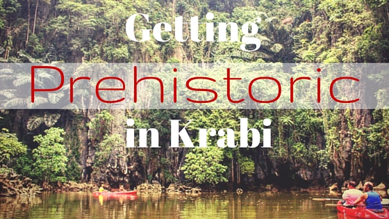 Planning a trip to Krabi, Thailand? Add kayaking to your list!