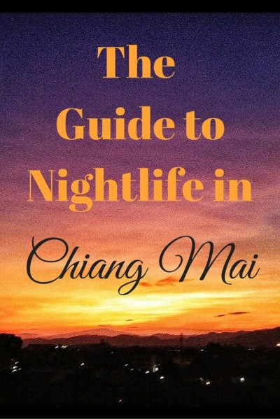Not sure what to do at night in Chiang Mai? From casual beer to upscale bars to hip nightclub, this Guide to Nightlife in Chiang Mai has something for everyone from dtravelsround.com