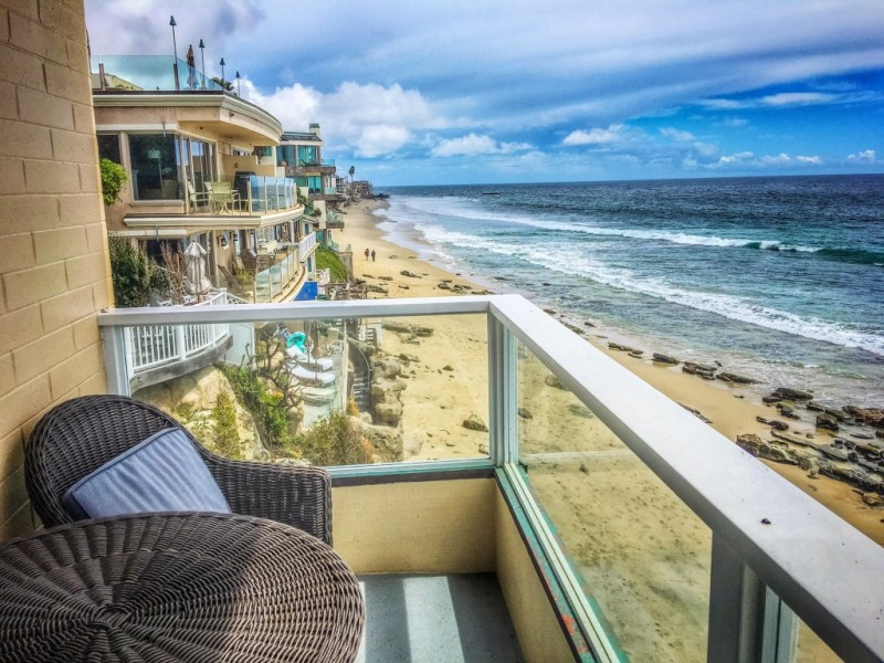 Escape reality at the oceanfront Pacific Edge Hotel in Laguna Beach. An in-depth look at the property.