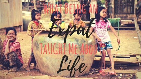 What being an expat taught me. A look at how expat life changed an animal rights activist who called Thailand, London and Madrid home for almost four years.