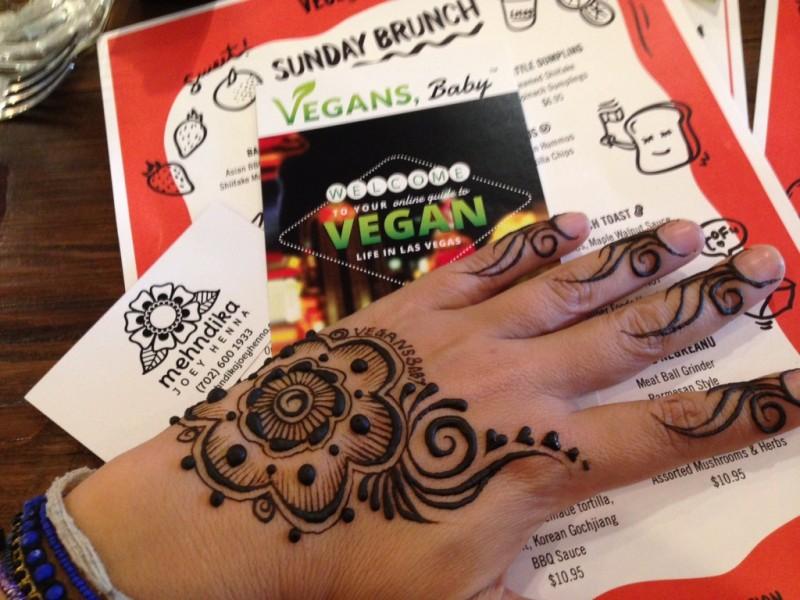 Vegans, Baby