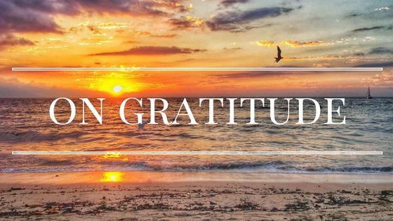 on-gratitude