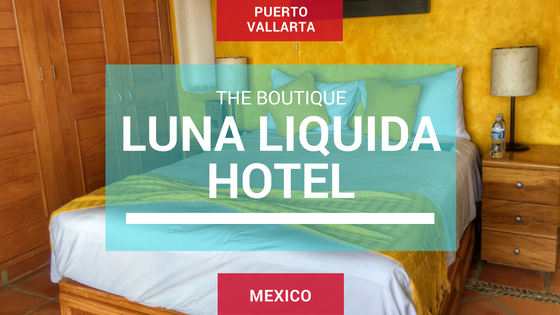 "Looking for a boutique hotel with a view of the city in Puerto Vallarta? Check out the lush Luna Liquida, located ""up the hill"" in Gringo Gulch."