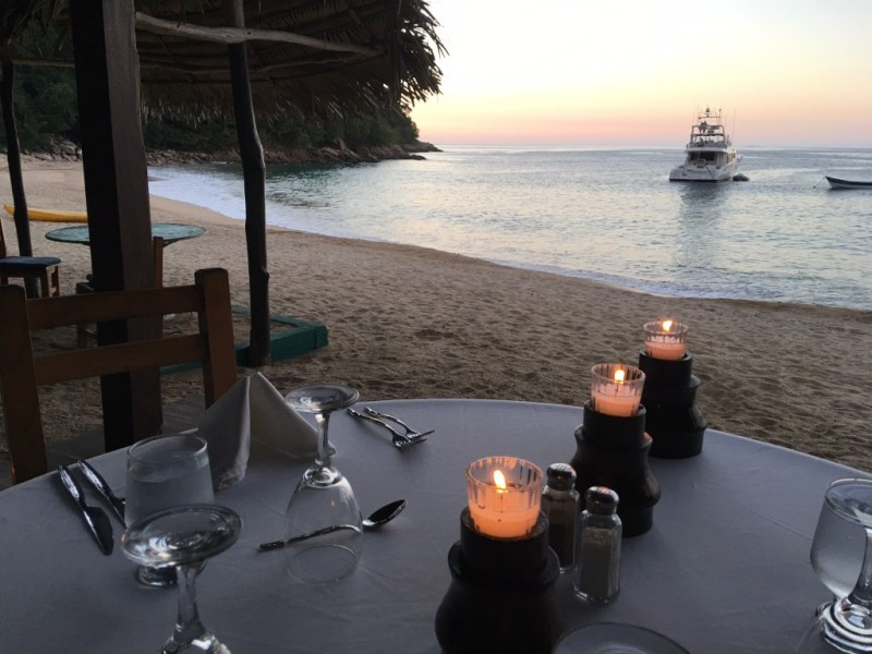 A review of Majahuitas Resort, an eco-resort in Puerto Vallarta, Mexico.