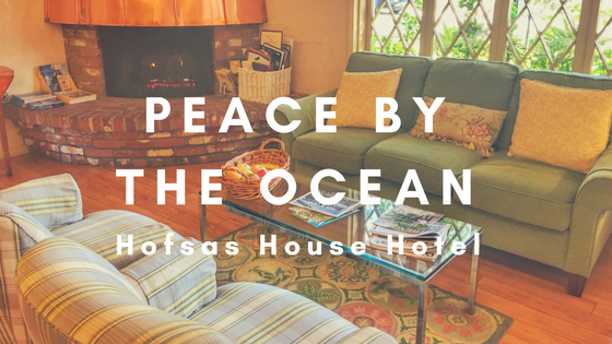A look at the family-owned Hofsas House located at Carmel-by-the-Sea.